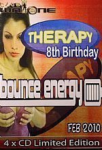 Bounce Energy February 2010: Therapy 8th Birthday