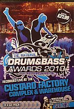 The National Drum & Bass Awards 2010: Recorded Live @ Custard Factory Complex Birmingham