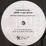 15 To 20 (Anthony Mansfield remixes)