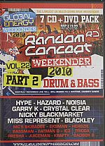 Global Energy Weekender 2010 Vol 22: Drum & Bass Part II Digitally Recorded Live 19th-20th March '10 @ Ponins Camber Sands