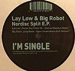 LAY LOW/BIG ROBOT - Nordisc Split EP