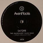 The Walschaert Valve Gear
