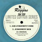Jah Judgement Come
