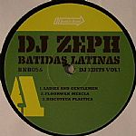 Batidas Latinas: DJ Edits Vol 1