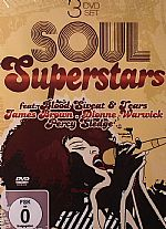 Soul Superstars DVD