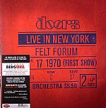 Live In New York January 17 1970 (First Show)