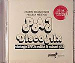 Million Dollar Disco Proudly Presents Paj Disco Mix: Vintage 1970's Edits & Mixes Part 1