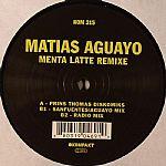 Menta Latte (remixes)