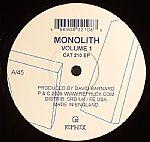 MONOLITH - Volume 1