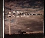 DJ SIMON S/VARIOUS - Futuristica Inspirations Volume One