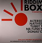 Riddim Box Volume One: Excursions In The UK Funky Underground