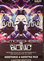 Atmosphere vs Bionic: Hardtrance & Hardstyle Pack (recorded live on the 24th September 2010 & Heatwave 30th July 2010)