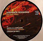 Stepback Sessions Volume Three
