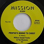 Prophets Bound To Christ