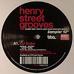 """Henry Street Grooves Sampler 12"""""""