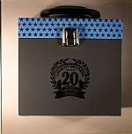"Groove Merchant 20: 1990-2010 7"" Record Box Set"