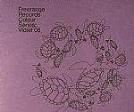 Freerange Records Colour Series: Violet 08