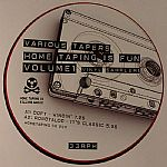 Hometaping Is Fun Volume 1 Vinyl Sampler 1