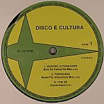 Disco E Cultura