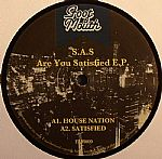 Are You Satisfied EP