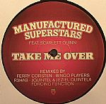 Take Me Over (remixes)