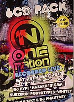 One Nation: Recorded Live Saturday 28th May At The 02 Bournemouth Academy