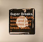 Super Breaks: Essential Funk Soul & Jazz Samples & Break Beats