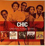 Original Album Series (Chic, C'Est Chic, Risque, Real People & Take It Off)