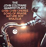 The John Coltrane Quartet Plays