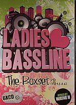 Ladies Love Bassline: The Boxset Part 2 Vol 4, 5 & 6