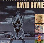 Original Album Classics: Outside/Hours/Earthling