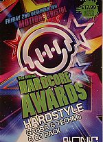 The Official Hardcore Awards: Hardstyle Gabba & Techno