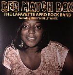 Red Match Box