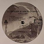 DJ SPIDER/HAKIM MURPHY - Kaiju EP