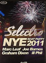 Selectro NYE 2011 Boat Party