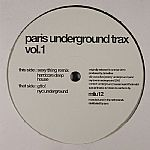 PARIS UNDERGROUND TRAX - Vol 1 (Remastered)