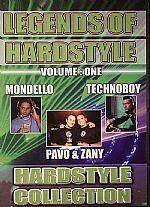Legends Of Hardstyle Vol 1: Hardstyle Collection
