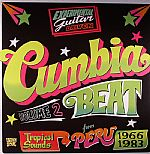 Cumbia Beat Vol 2: Experimental Guitar Driven Tropical Sounds From Peru 1966-1983