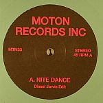 MOTON RECORDS INC - Nite Dance (Diesel Jarvis edit)