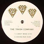 The TRASH COMPANY - Having Fun EP