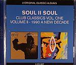 Club Classics Vol 1/Vol 2 1990 A New Decade