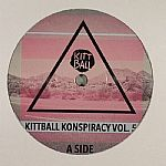 Kittball Konspiracy Vol 5