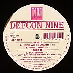 Defcon Nine (warehouse find)