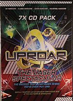 Uproar: The Laser Spectacular: Digitally Recorded At The HMV Institute Birmingham 25th August 2012