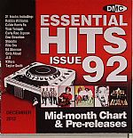 Essential Hits 92 Mid Month Chart & Pre Releases (Strictly DJ Only)