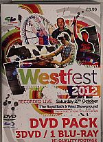 Westfest 2012 DVD Pack: Recorded Live Saturday 27th October At The Royal Bath & West Showground