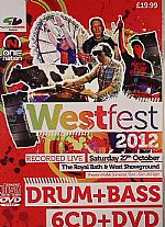 Westfest 2012 Drum & Bass: Recorded Live Saturday 27th October At The Royal Bath & West Showground