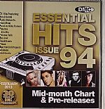 Essential Hits 94 Mid Month Chart & Pre Releases (Strictly DJ Only)