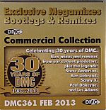DMC Commercial Collection 361: Feb 2013 (Strictly DJ Use Only)