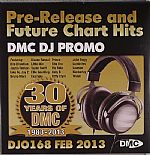 DJ Promo DJO 168: Febuary 2013 (Strictly DJ Use Only) (Pre Release & Future Chart Hits)